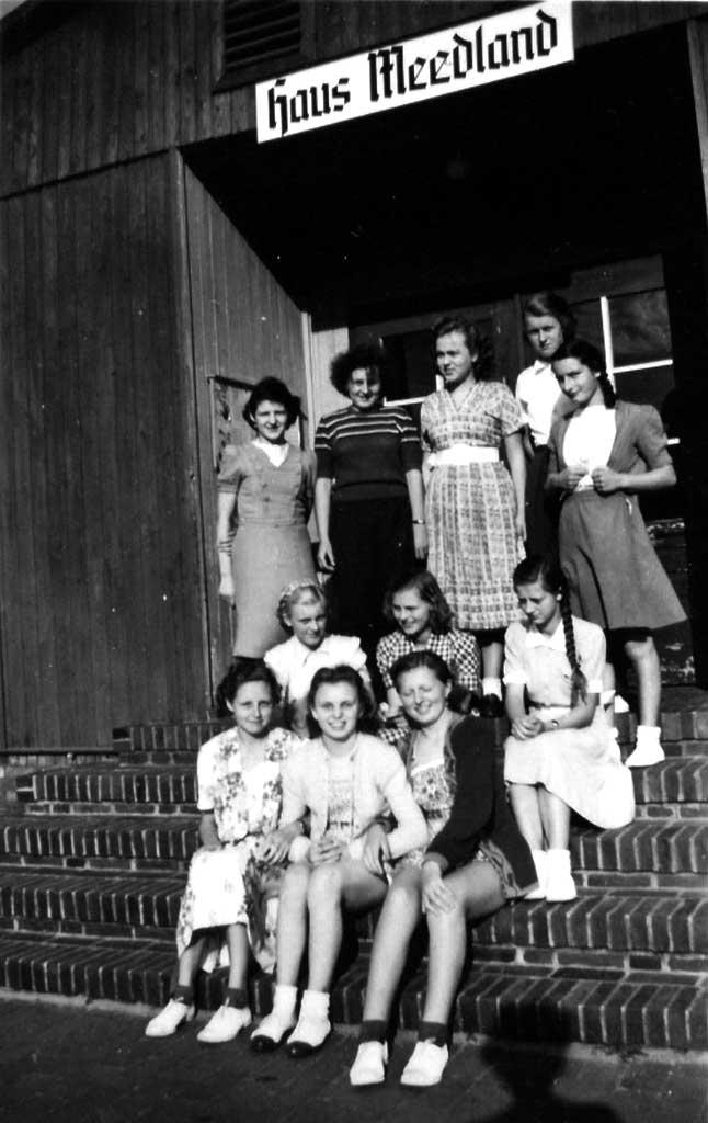 Meedland-Gruppe-1950-51