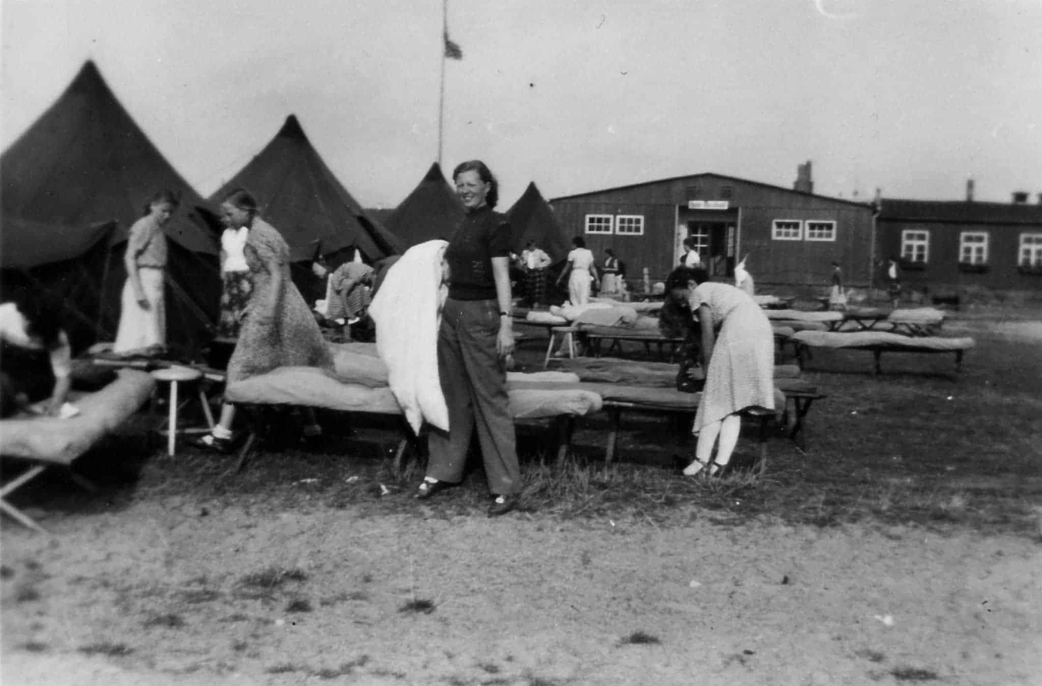 Meedland-Zeltlager-1950-51