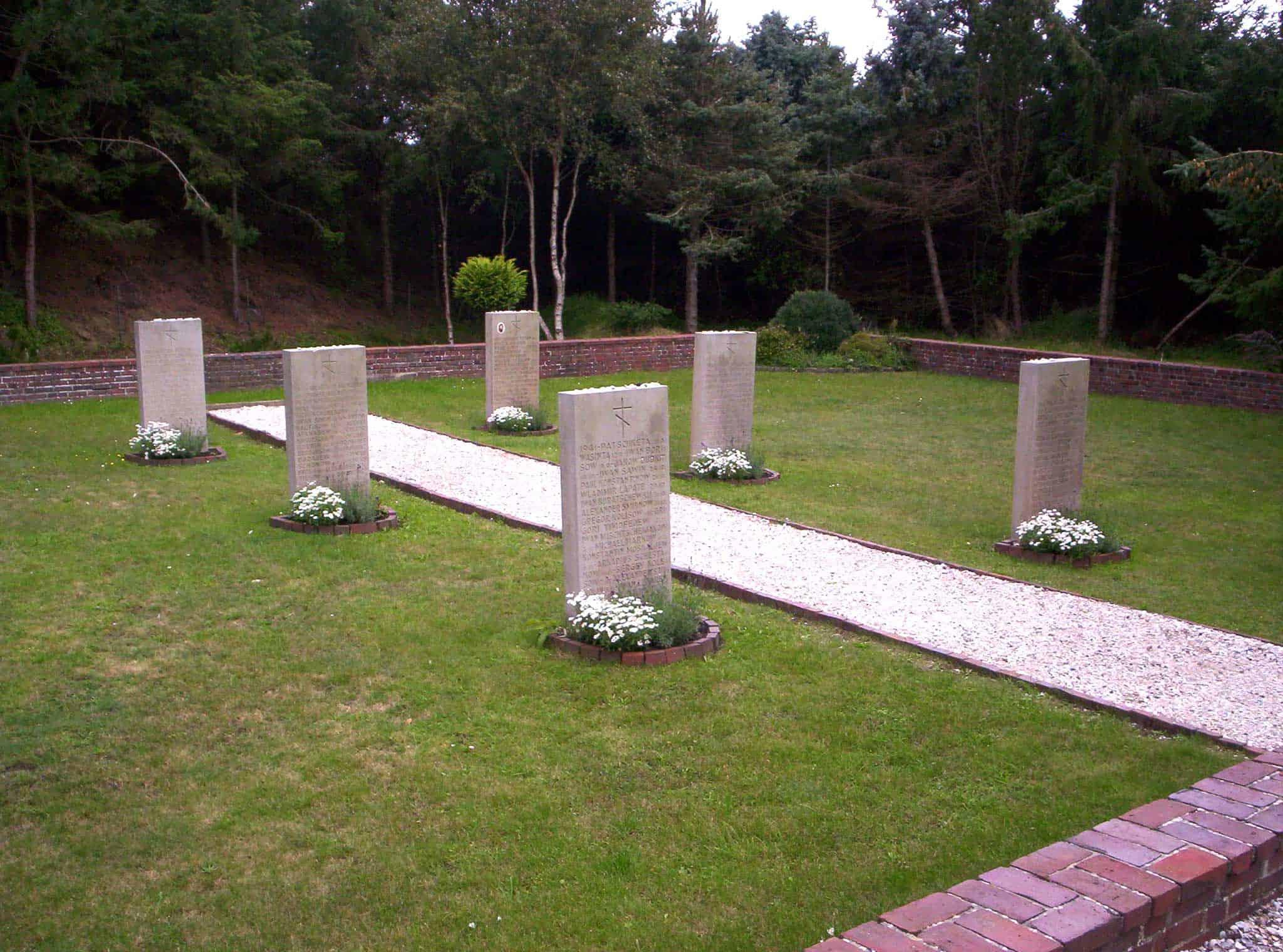 Russen-Friedhof