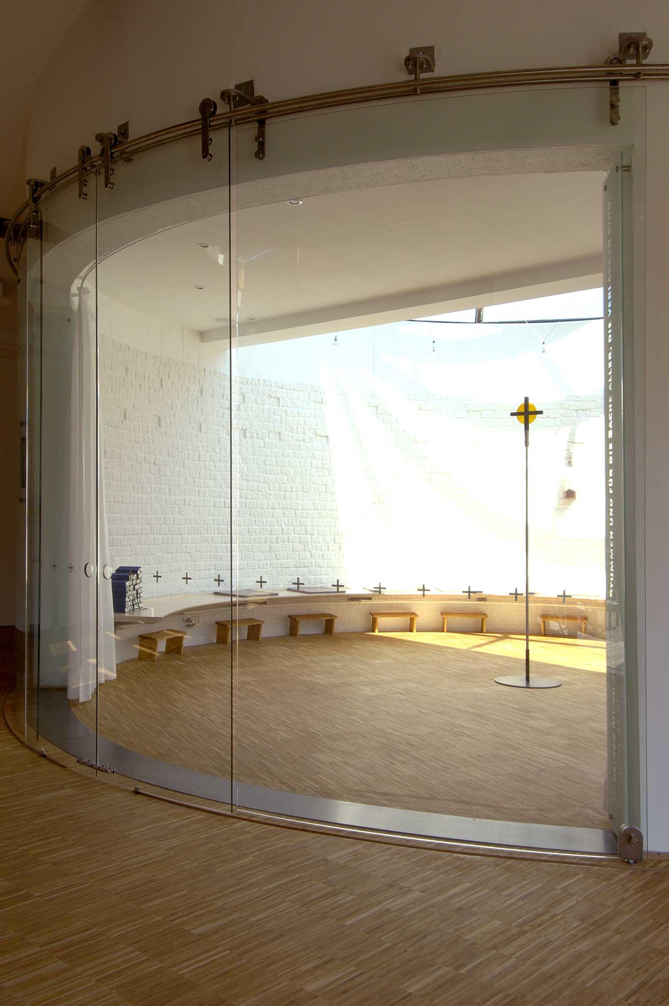Haus Meedland Kapelle