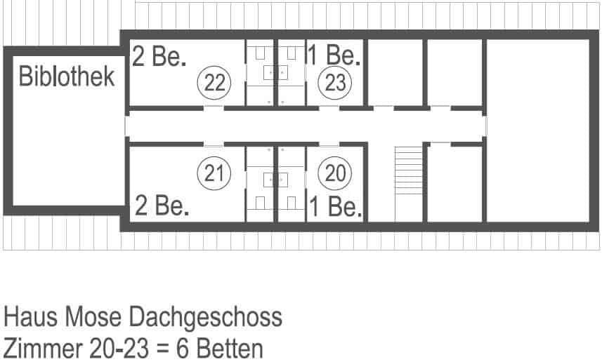 Plan Haus Mose DG