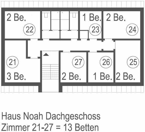 Haus Noah Plan DG