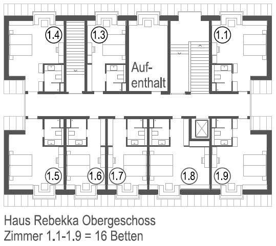 Meedland Haus Rebekka Plan OG