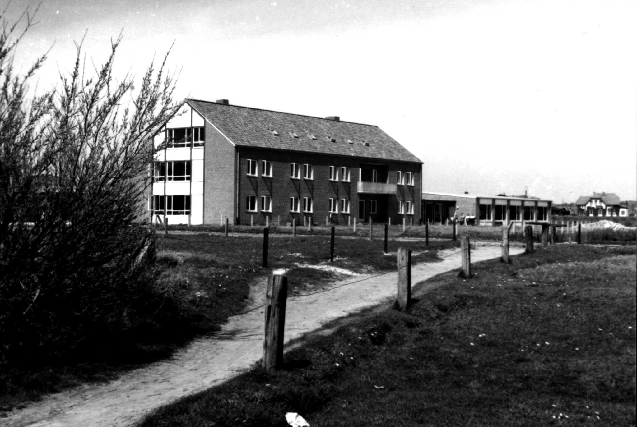 Haus Mose 1950
