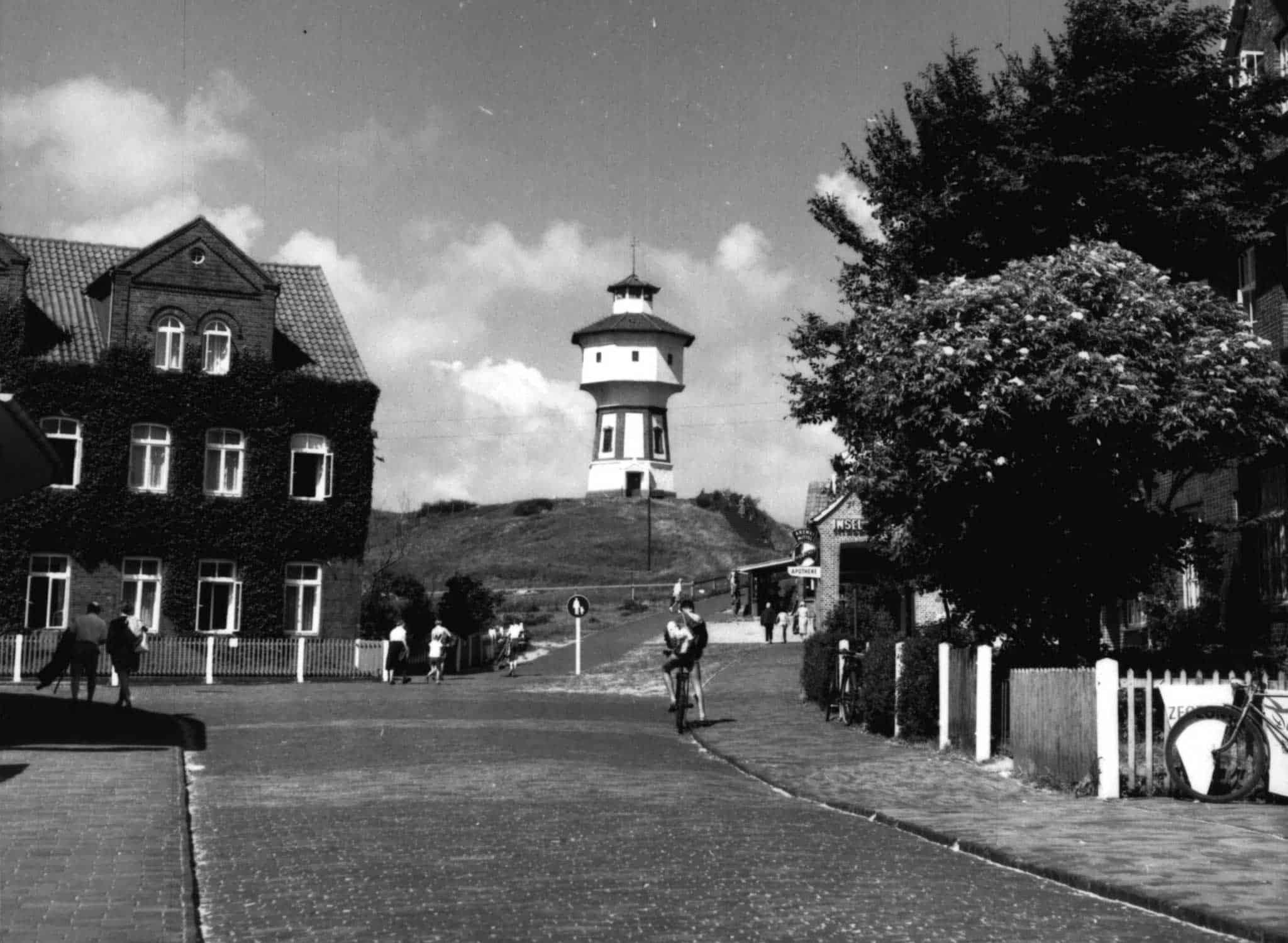 Wasserturm 1950